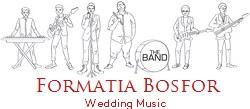 Logo Formatia BOSFOR – formatii nunta